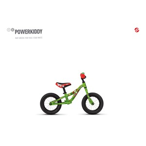 GH.POWERKIDDY 12 GRN/RED/WHT 19