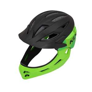 Prilba SPROUT black-green XS