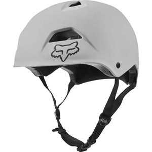 Pánská helma Fox Flight Helmet White
