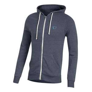 Mikina ZIP UP s kapucňou navy